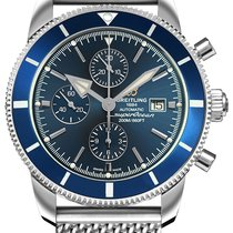 Breitling Superocean Héritage II Chronographe A1331216.C963.152A new