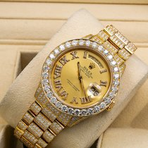 Rolex 18038 Yellow gold Day-Date 36 36mm pre-owned United States of America, New York, NewYork