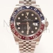 ロレックス 126710BLRO ステンレス GMT マスター II 40mm 新品