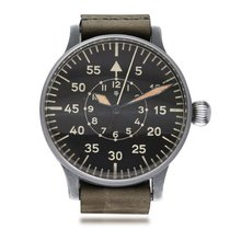 Laco Steel 53mm Manual winding FL23883 pre-owned