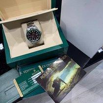 Rolex Submariner Date 16610LV 2009 nuovo