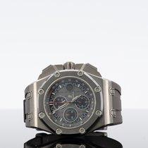 Audemars Piguet Royal Oak Offshore Chronograph Titanium 44mm Grey No numerals