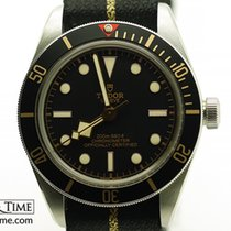 Tudor Black Bay Fifty-Eight Steel 39mm Black No numerals United Kingdom, London