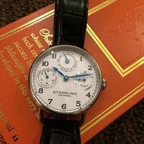 Stuhrling Steel 42mm Manual winding Call ST 99170 new