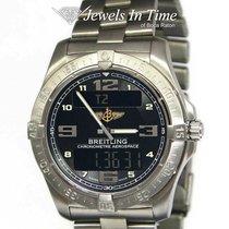 Breitling Aerospace Avantage Titanium 42mm Black United States of America, Florida, 33431