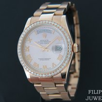 Rolex Day-Date 36 Oro rosado 36mm Rosa