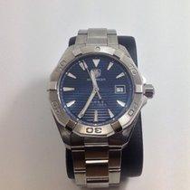 TAG Heuer Aquaracer 300M Steel Blue No numerals