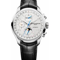 Baume & Mercier Clifton new 2020 Automatic Chronograph Watch with original box and original papers M0A10278