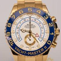 Rolex Yacht-Master II 44mm Wit