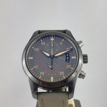 IWC Pilot Chronograph Top Gun Miramar IW388002 2014 pre-owned
