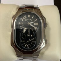 Philip Stein Staal Quartz Signature tweedehands