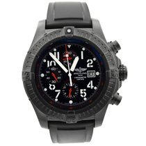 Breitling Super Avenger Steel 48mm Black Arabic numerals United States of America, California, Fullerton