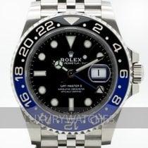Rolex GMT-Master II 40mm Sort