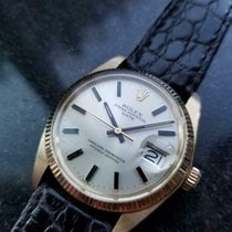 Rolex Oyster Perpetual Date 34mm Silver United States of America, California, Beverly Hills