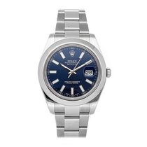 Rolex Datejust II 116300 pre-owned
