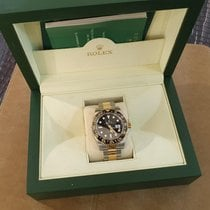 Rolex GMT-Master II 116713LN 2010 nuevo