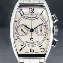 Franck Muller Casablanca Steel 32mm Silver Arabic numerals United States of America, Massachusetts, Boston