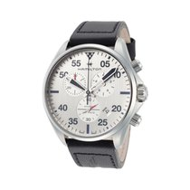 Hamilton Khaki Aviation Steel 44mm Silver Arabic numerals United States of America, Florida, Sarasota