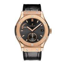 Hublot Classic Fusion 45, 42, 38, 33 mm neu 2021 Handaufzug Uhr mit Original-Box und Original-Papieren 516.OX.1480.LR