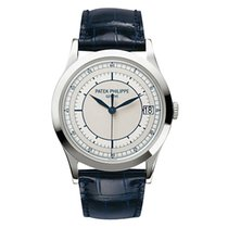 Patek Philippe Calatrava 5296G-001 White Gold Watch