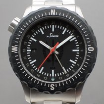 Sinn Steel 47mm Automatic 212.050 new