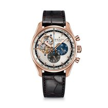 Zenith El Primero Chronomaster new Automatic Watch with original box and original papers 18.2040.4061/69.C494