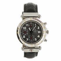 Charriol SuperSports Automatic Chronograph Watch 060.98.3485...