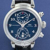 IWC Da Vinci Chronograph pre-owned Steel