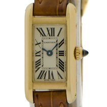 Cartier Tank Louis Allongee W1529956