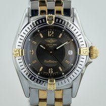 Breitling Callistino Ladies 18K Yellow Gold and Stainless...