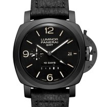 Panerai Luminor 1950 10 Days GMT Ceramica 44mm Negru