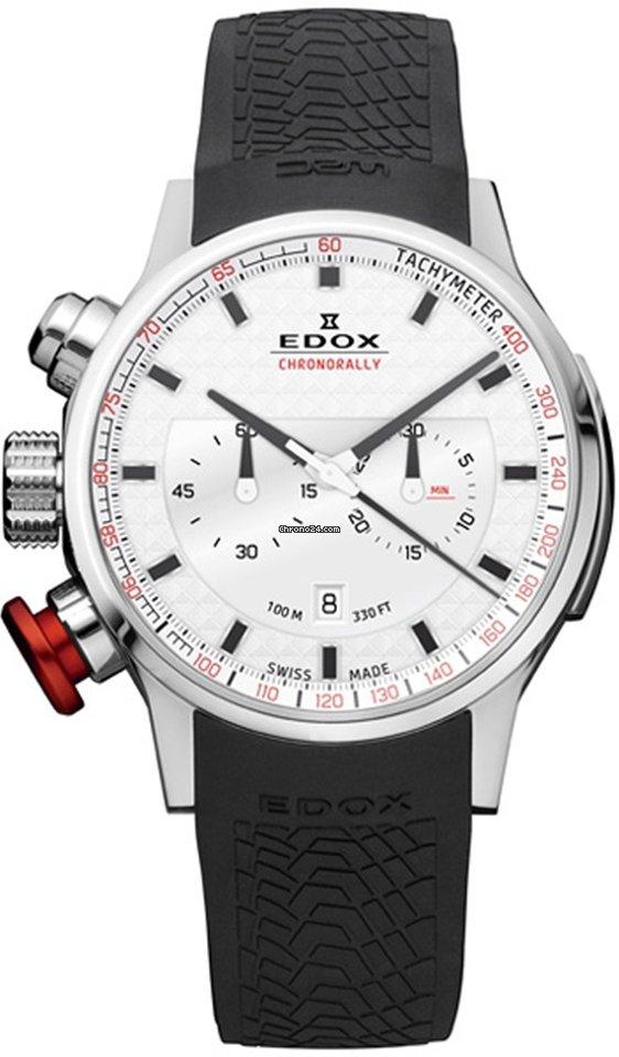 02a7db2bf Edox Chronorally | Chrono24.co.uk