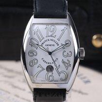 Franck Muller Casablanca Stainless Steel White Dial