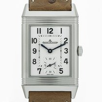 Jaeger-LeCoultre Reverso Classic 43 Hand Wound Silver Dial