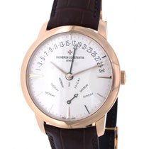 Vacheron Constantin Patrimony Biretrogrado 86020 Rose Gold 42.5mm