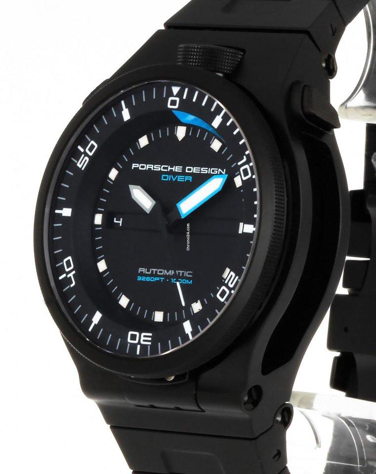 1a8ba82c42c Porsche Design Diver - Todos os preços de relógios Porsche Design Diver na  Chrono24