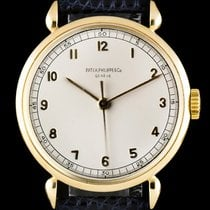 Patek Philippe 1509 Yellow gold Calatrava 34mm