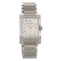 Baume & Mercier Hampton Milleis MOA10020 Steel Watch