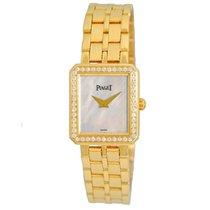 Piaget 18K Yellow Gold Lady Factory Diamond Protocole Piaget...