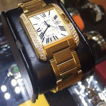 Cartier Tank Anglaise 25mm United States of America, California, San Francisco