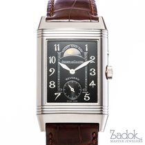 Jaeger-LeCoultre 18k White Gold  Reverso Duo Day & Night...