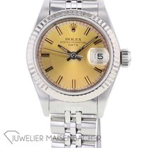 Rolex Lady-Datejust Steel 26mm No numerals