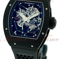 Richard Mille RM 035 Aluminum 48mm Transparent United States of America, New York, New York
