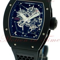 Richard Mille Aluminum Manual winding Transparent 48mm pre-owned RM 035