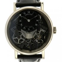 Breguet White gold 41mm Automatic 7057 new