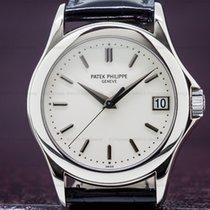 Patek Philippe 5107G-001 Calatrava Automatic 18K White Gold...