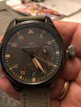 IWC Big Pilot Top Gun Miramar IW501902 2014 pre-owned