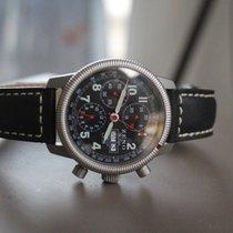 Zeno-Watch Basel Chronograph 40mm Automatik gebraucht