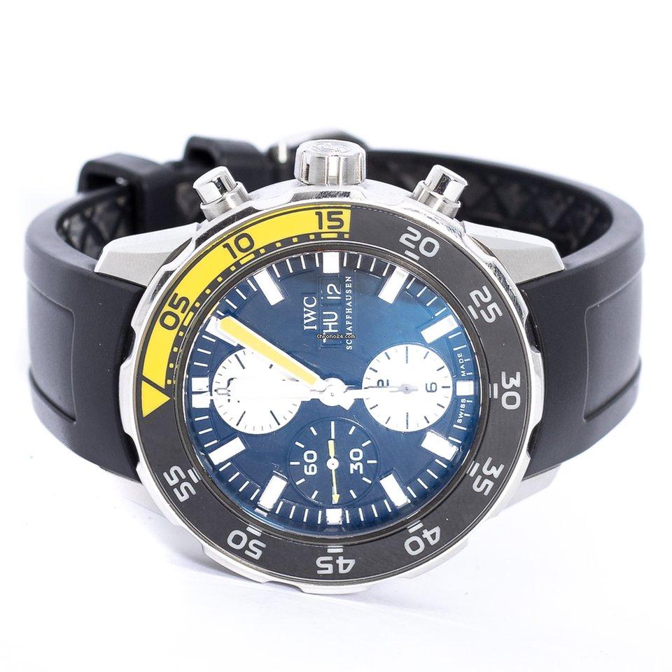 f9c0ec9a497 Relógios IWC usados - Compare os preços de relógios IWC usados