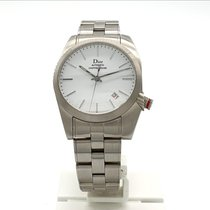 Dior Steel 36mm Automatic 084510 new